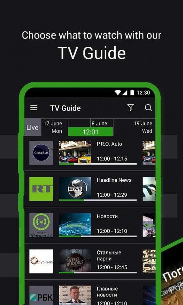 Aplikasi TV Online Gratis untuk Android Free Download