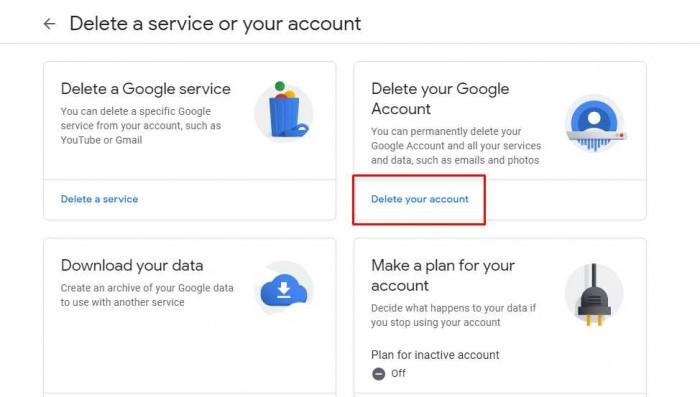Cara Hapus Akun Google Secara Permanen dari Laptop atau HP