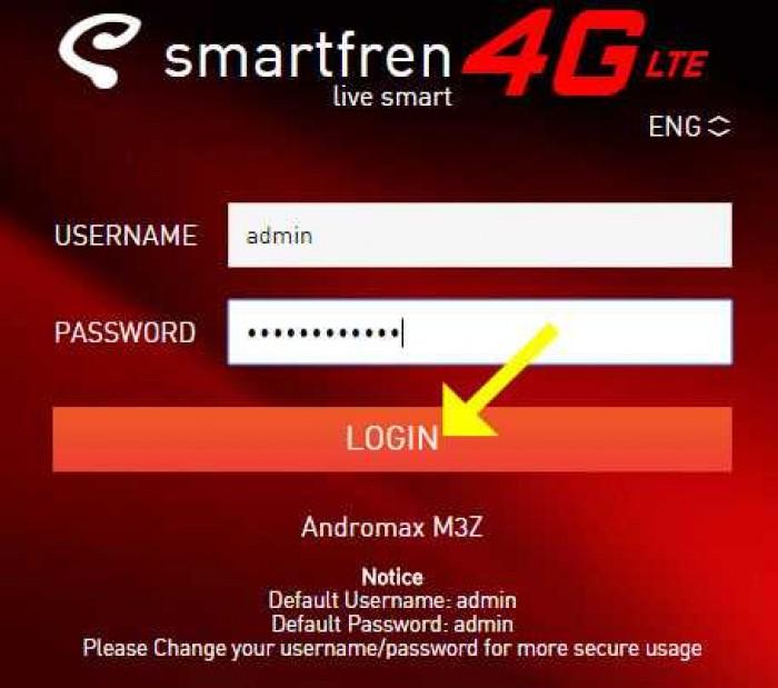 Cara Cek Kuota Andromax M3Y, M3Z Dari PC dan Smartphone