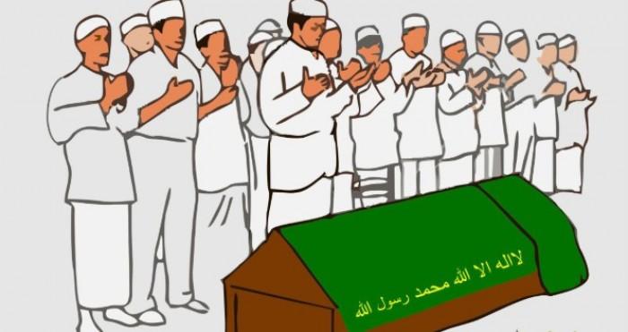 Doa Melihat Orang Meninggal