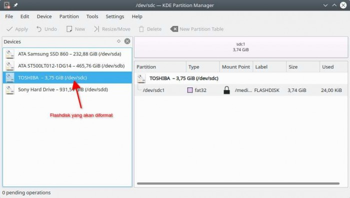 Flashdisk Terkena Virus? Ini Cara Format Flashdisk Lengkap di Windows