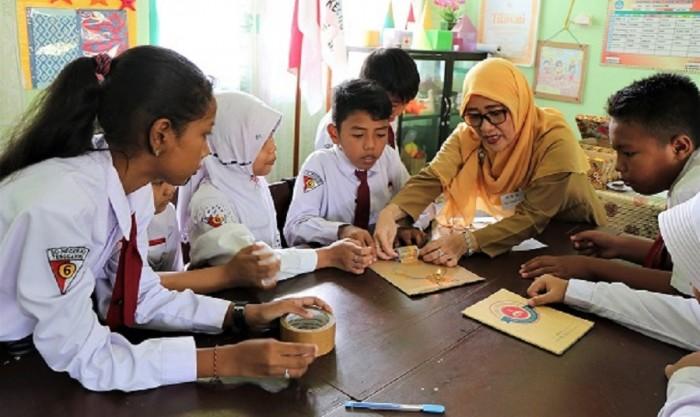 Kumpulan RPP K13 Kelas 3 Sekolah Dasar