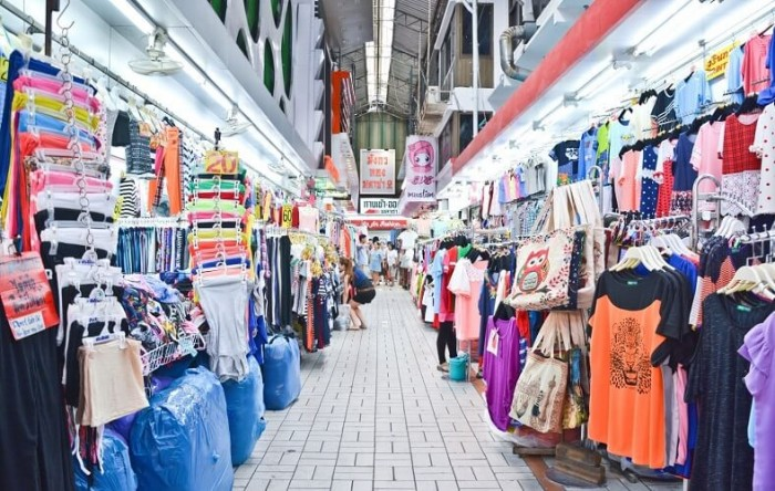 Pratunam Market Surga Bagi Wanita