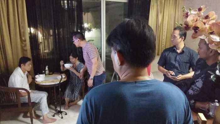 Jakarta Viral, Istri Pukuli Suami yang Stroke
