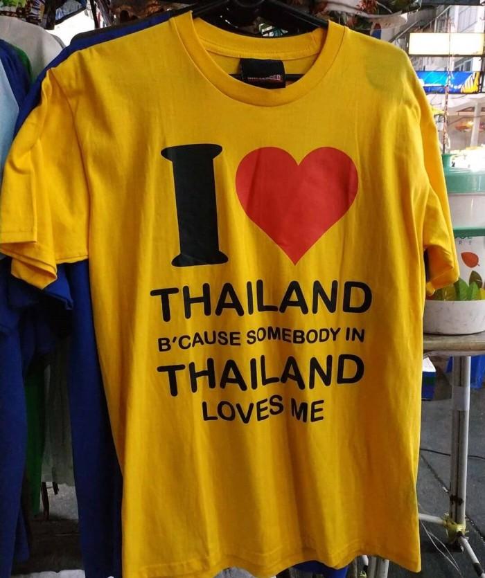 10Oleh Oleh Khas Thailand yang Wajib Dibawa Pulang