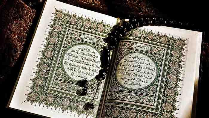 Nasihat Untuk Penghafal Al Qur'an Dari Umar Bin Khattab