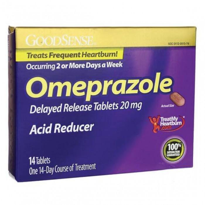 Omeprazole 20 mg: Aturan Penggunaan, dan Efek Sampingnya