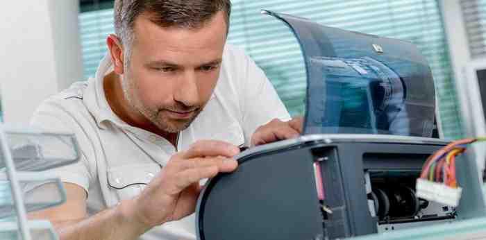 Cara Mengatasi Printer Offline