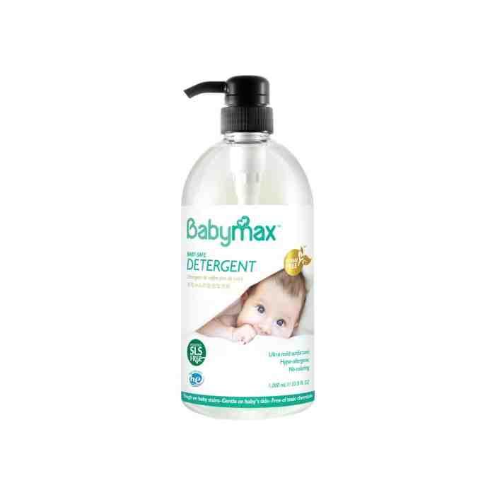 Top Merk Deterjen untuk Pakaian Bayi Anti Bahan Sintetis