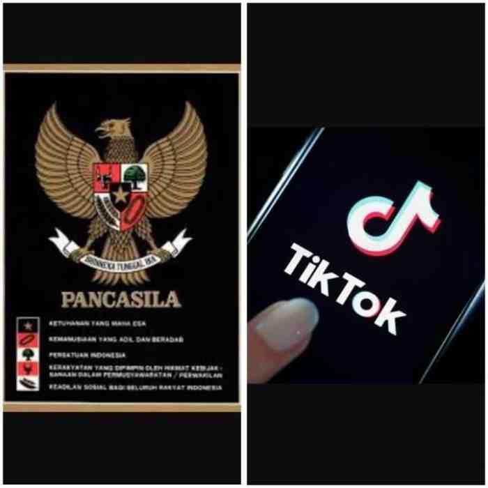 Jokowi Sebut Tiktok Akan Menjadi Media Sosialisasi Pancasila ke Milenial