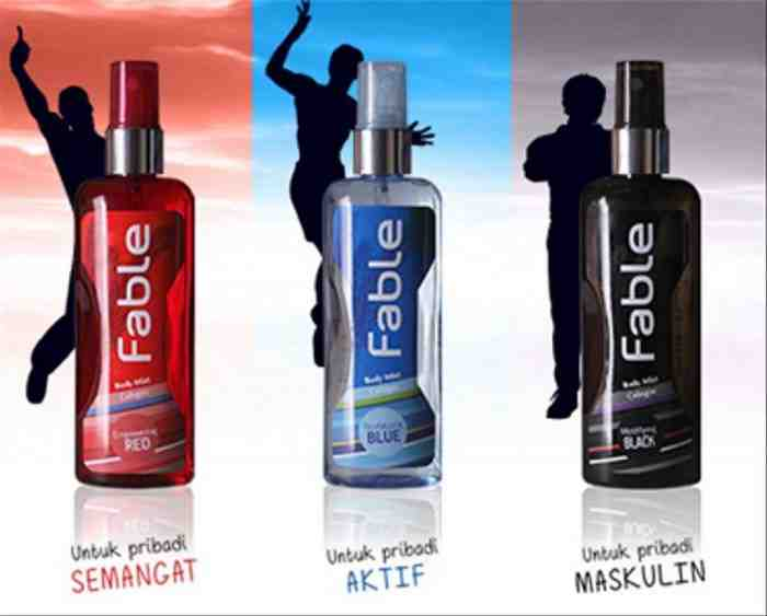 Rekomendasi Parfum Pria Terbaik Murah dan Tahan Lama