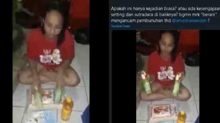 Ibu-ibu ini Kesal, Bantuan 600 Ribu yang Dijanjikan Pemerintah Kok Begini?