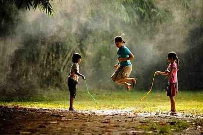 5 Permainan Tradisional Anak, Dijamin Masih Seru