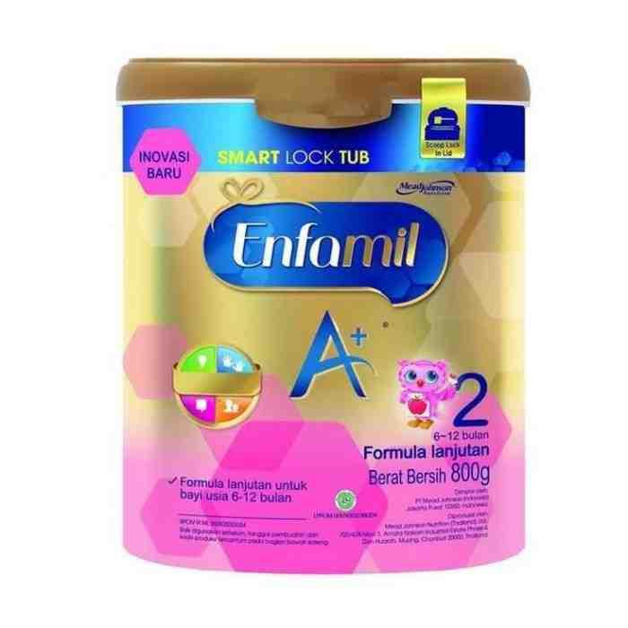 Rekomendasi Produk Susu Bayi 6 Bulan Terbaik