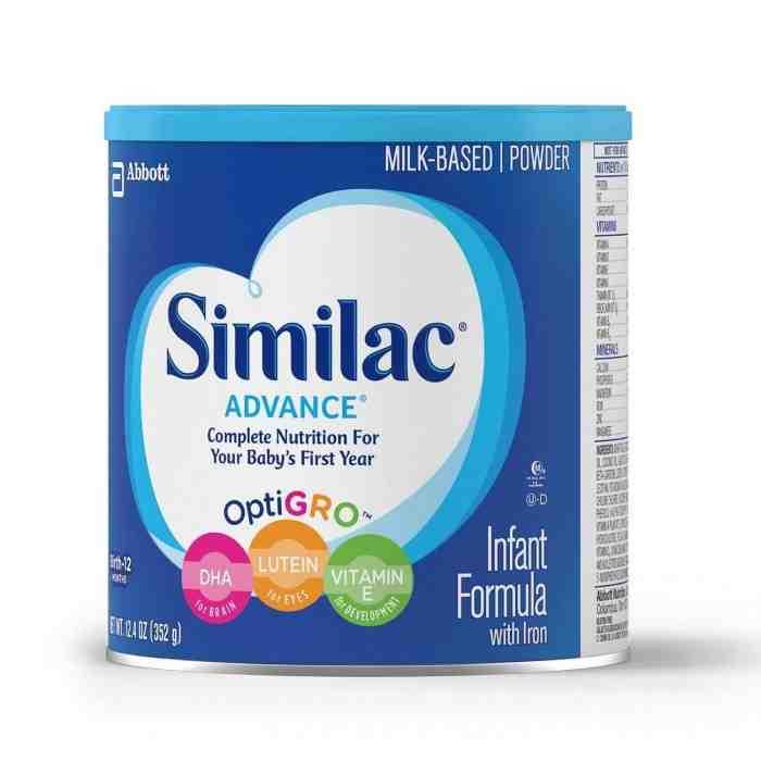 10 Rekomendasi Produk Susu Bayi Terbaik