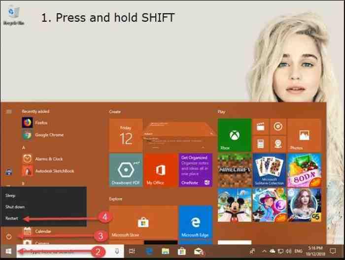 5 Cara Masuk Safe Mode Windows 10 Dengan Mudah