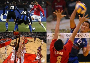4 Macam Cabang Olahraga Permainan Bola Besar