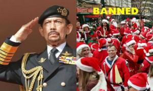 Rayakan Natal Terancam Penjara & Denda Rp 280 Juta, di Brunei