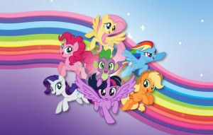 Tips Mewarnai My Little Pony