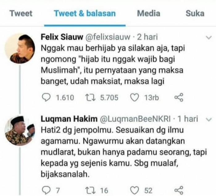 Felix Siauw Dituding Jadi Agen HTI Hingga Menyerang Istri Gus Dur
