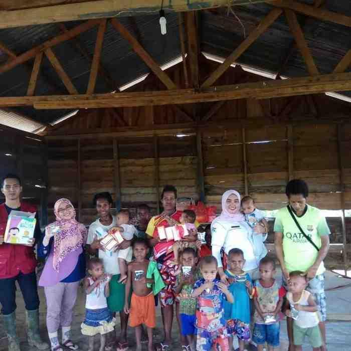 Kisah Menarik, Pengabdian Dokter Muda Cantik yang Rela Berjuang Di Papua