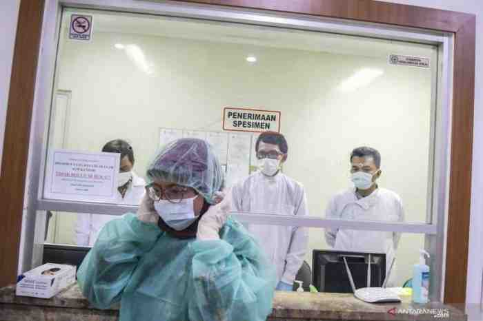 Terungkap, 83 Orang Diduga Terinfeksi Corona Dikarantina Sumatera Utara