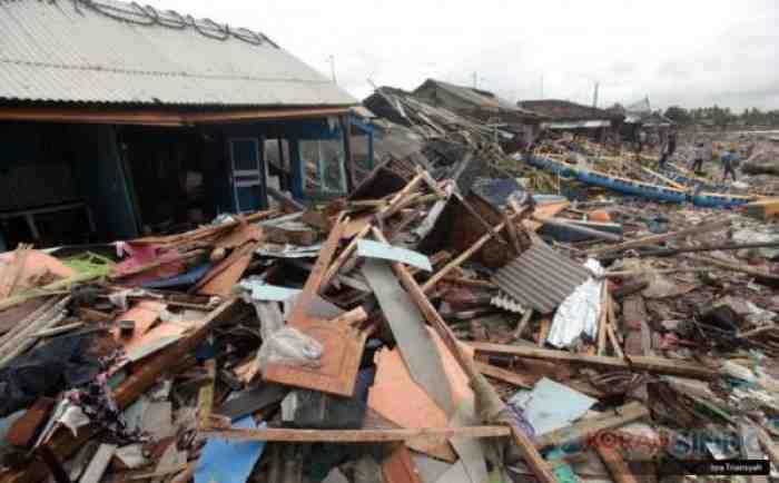 Gelontorkan Rp 69,7 Miliar, 706 Huntap Korban Tsunami Di Pandeglang Segera Rampung