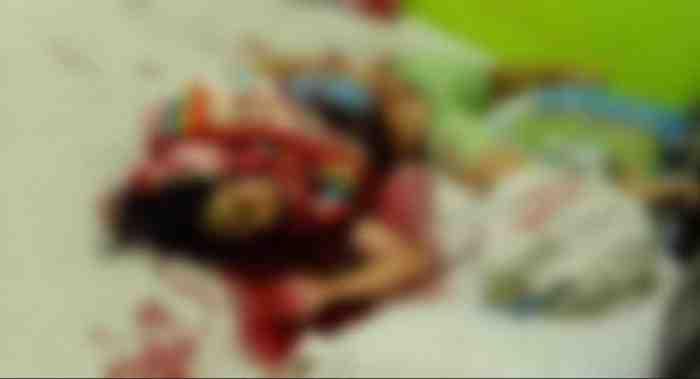 Tak Punya Otak, Pria di Karawang Bunuh Mantan Istri di Depan Anak