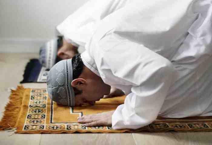 Seorang Muslim tidak akan Pernah Tinggalkan Shalat 5 Waktu