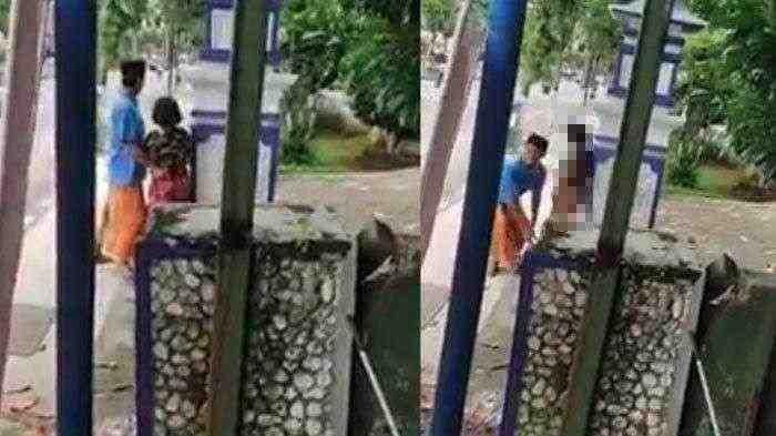 Heboh Video Pria di Madura Lecehkan Wanita di Jalan