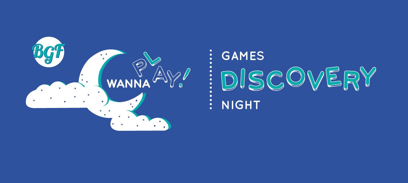 cover La nuit de découvertes ludiques - Wanna Play