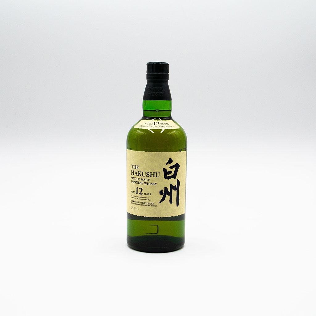 WhiskySuntoryHakushu12
