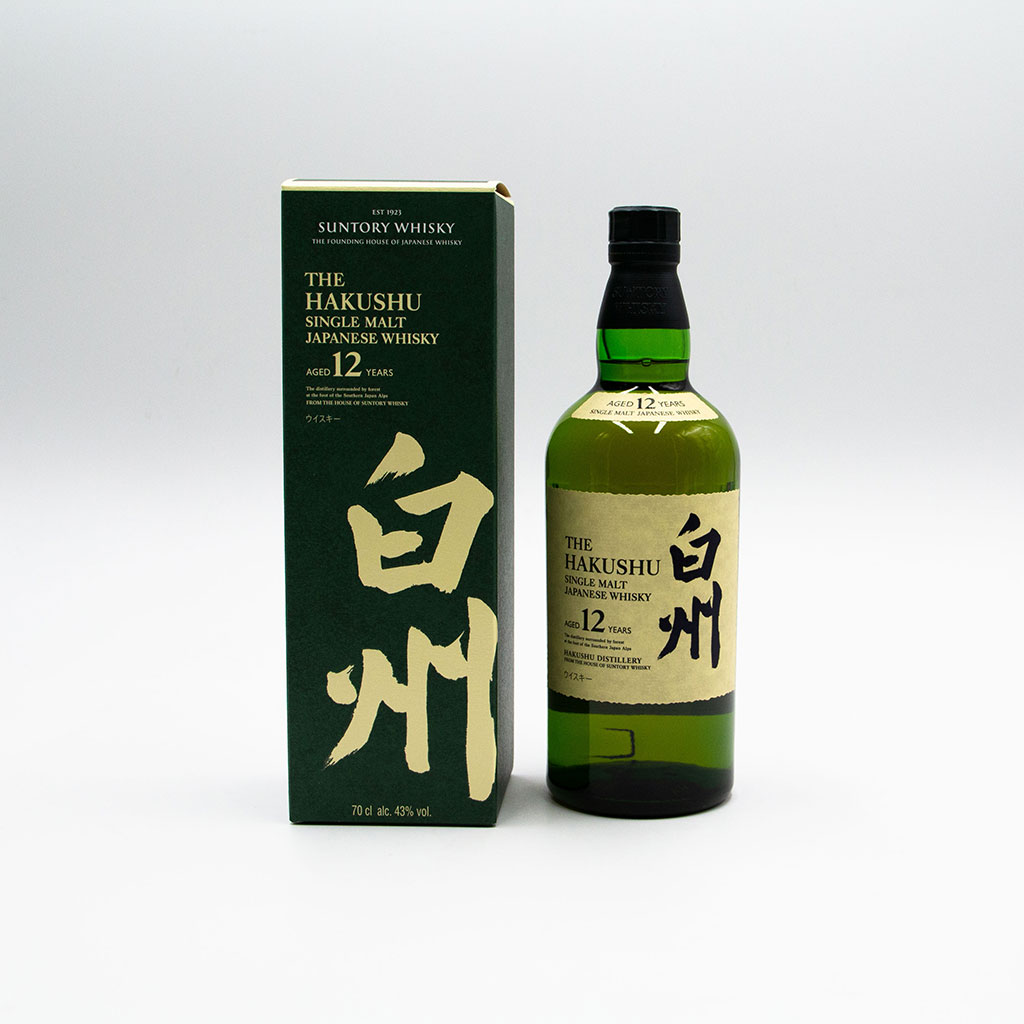 WhiskySuntoryHakushu123