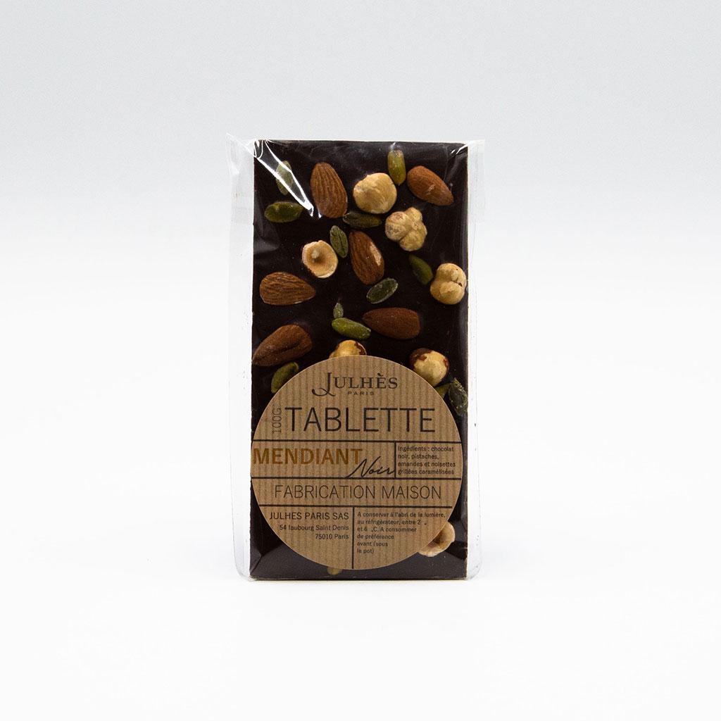 tablettesChocolatMendiant
