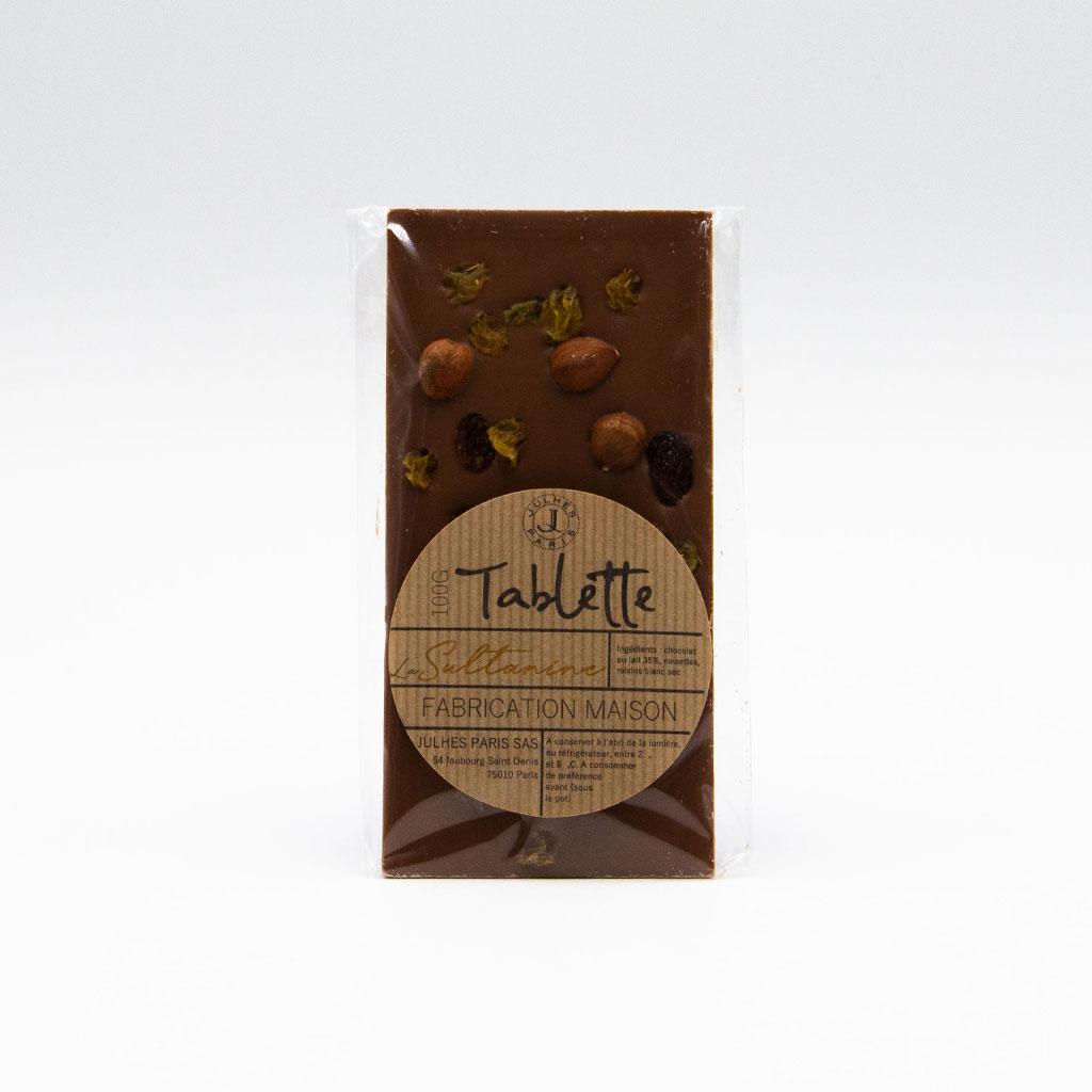 tablettesChocolatSultamine