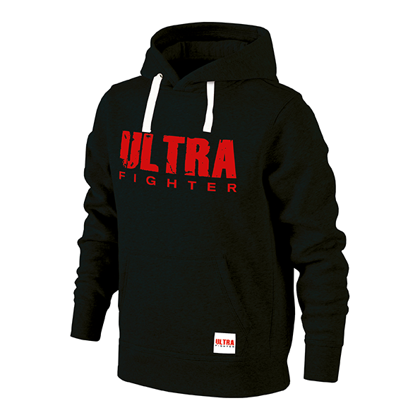 SWEAT CAPUCHE ULTRA BLACK