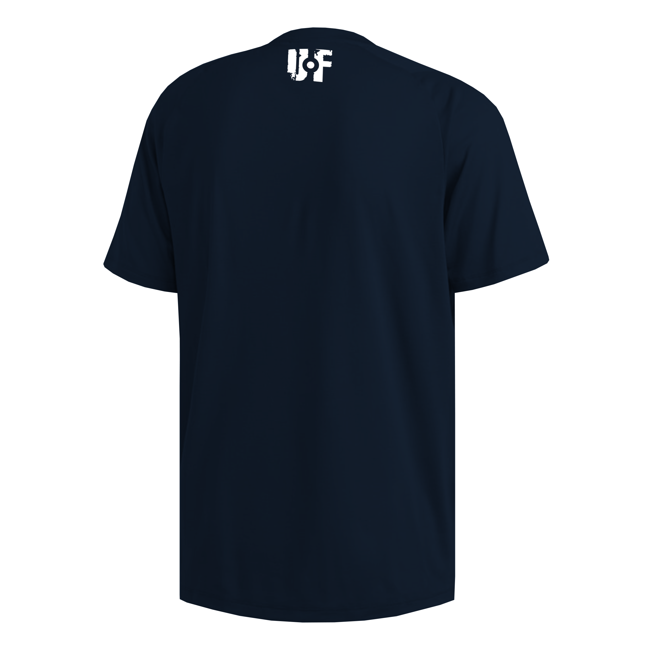 T-shirt Grand logo navy 2