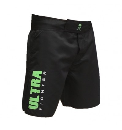 fightshort ultra green 1