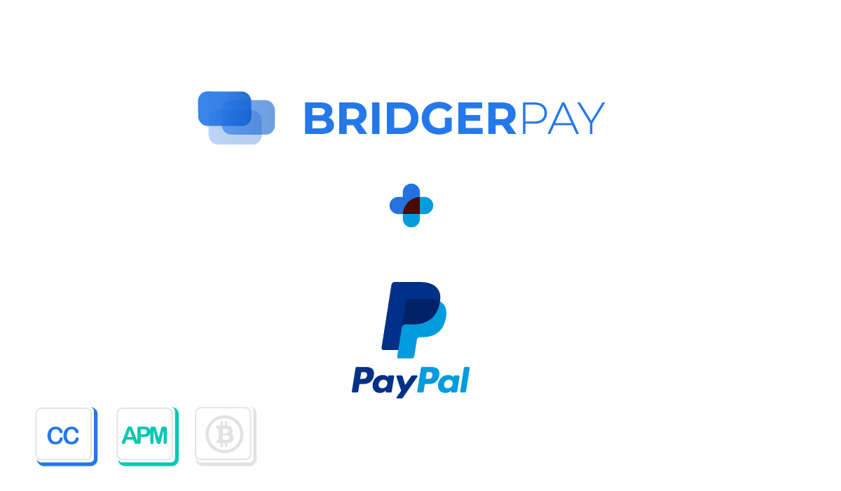 BridgerPay + Paypal Integration