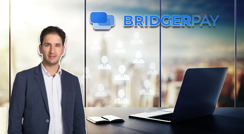 Nati Harpaz to become BridgerPay's new Executive Director