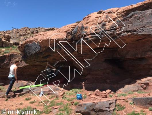photo of Eastern  from Oukaimeden Bouldering Morocco