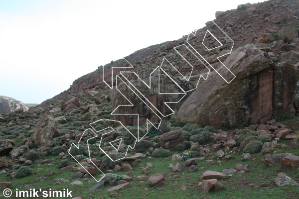photo of Up to date from Oukaimeden Bouldering Morocco