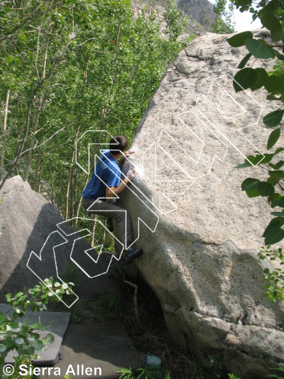 photo of The Laundromat from Yukon Bouldering