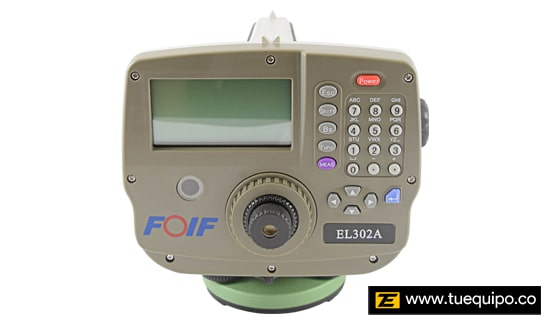 Nivel Digital FOIF EL 302A