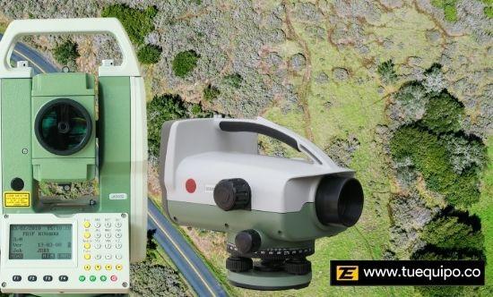 Promoción Estación Total Foif RTS 102 R600