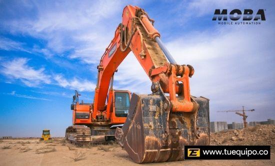 Sistema de Excavadora 2D y 3D