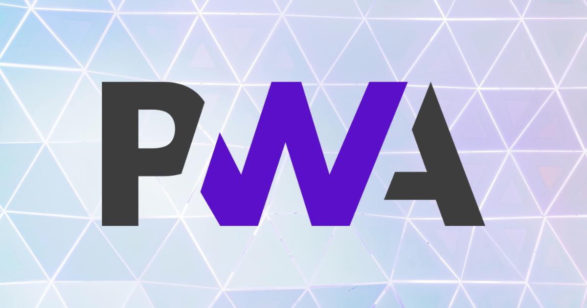 Cover image for PWA (Progressive Web Apps) supported