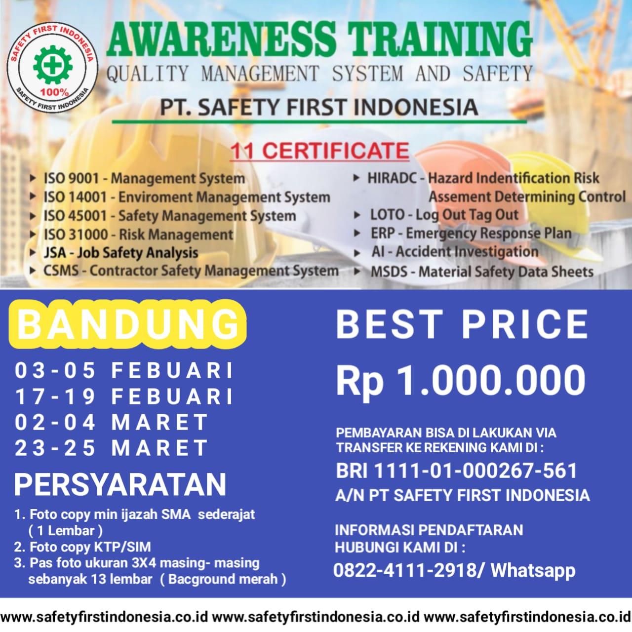 QMS Bandung