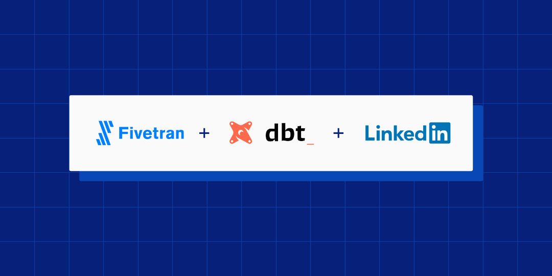 Announcing the Fivetran dbt Package for LinkedIn Ads