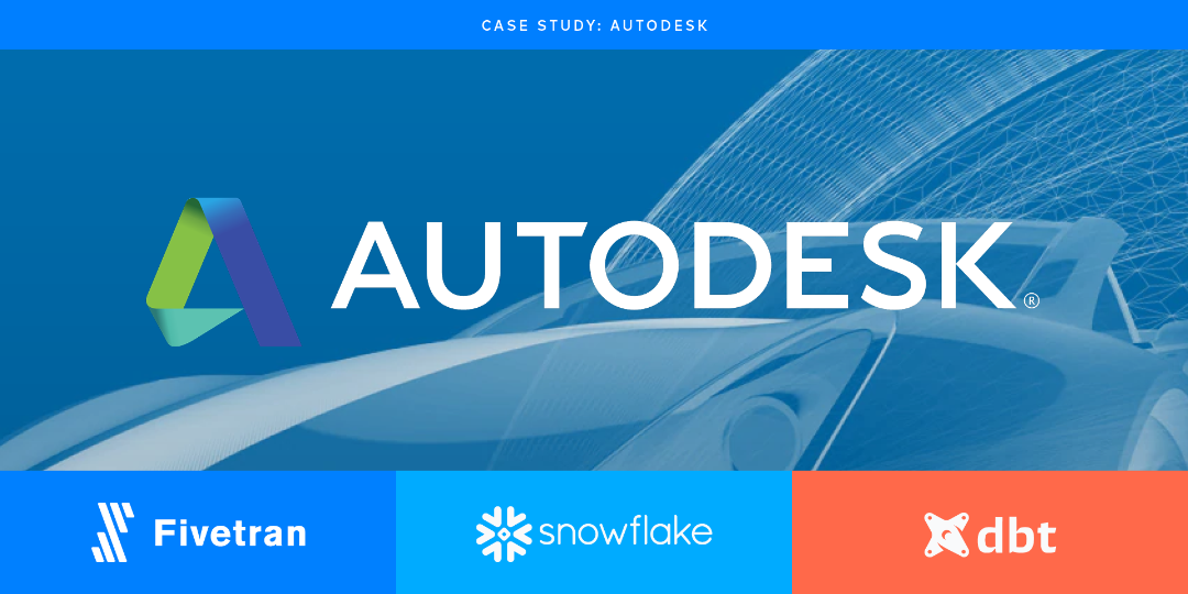 Autodesk Is All in on the Modern Data Stack